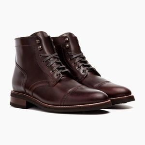 Thursday Boot Company Men's Captain Boot in Brown